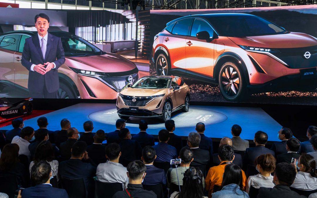 Auto China Show: Μέρες Nissan