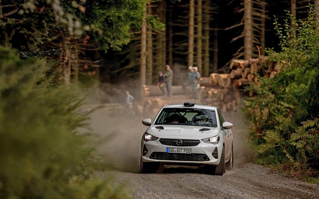 Opel Corsa Rally4: Με Μπονατό και Γκρίμπελ σε ρόλο δοκιμαστών