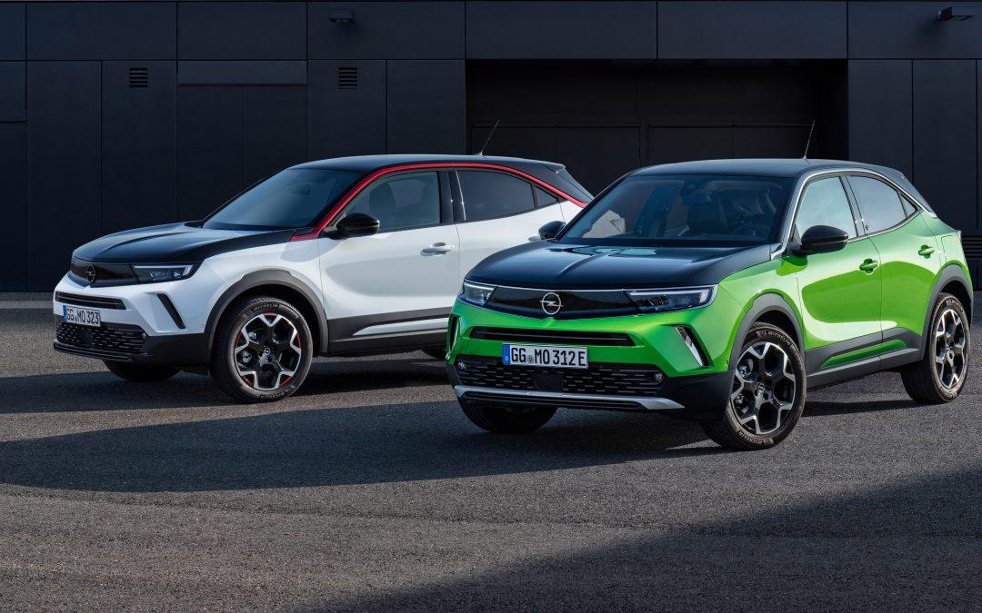 Opel Mokka: Νέα γενιά με πληθώρα αλλαγών. Δείτε τες όλες
