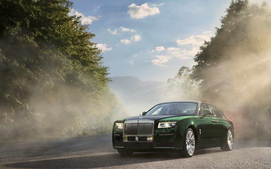 Rolls Royce Ghost Extended: Σουίτα πολυτελείας σε τέσσερις τροχούς
