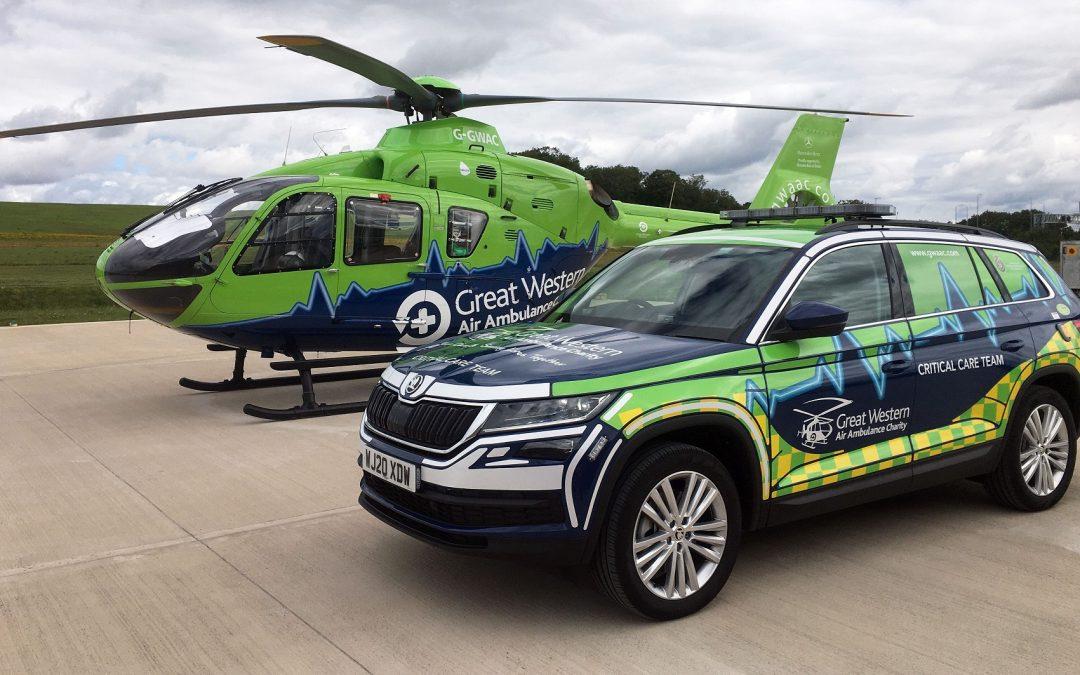 Skoda Kodiaq: Όταν η ιατρική βοήθεια δεν έρχεται με ελικόπτερο