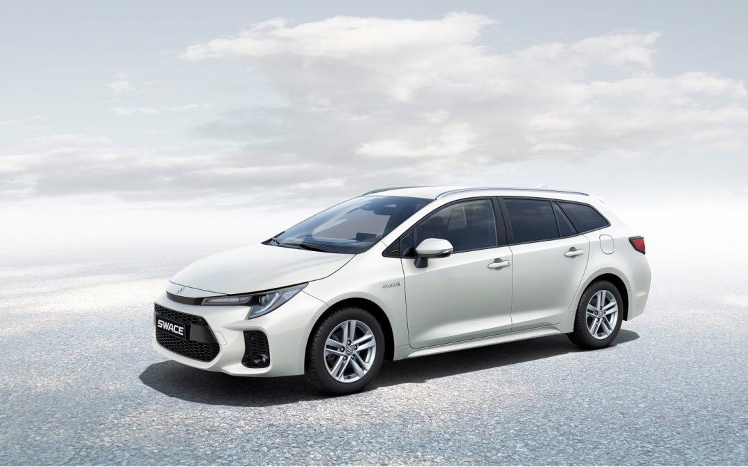 Suzuki Swace: Η Toyota Corolla Touring Sports με άλλο κοστούμι