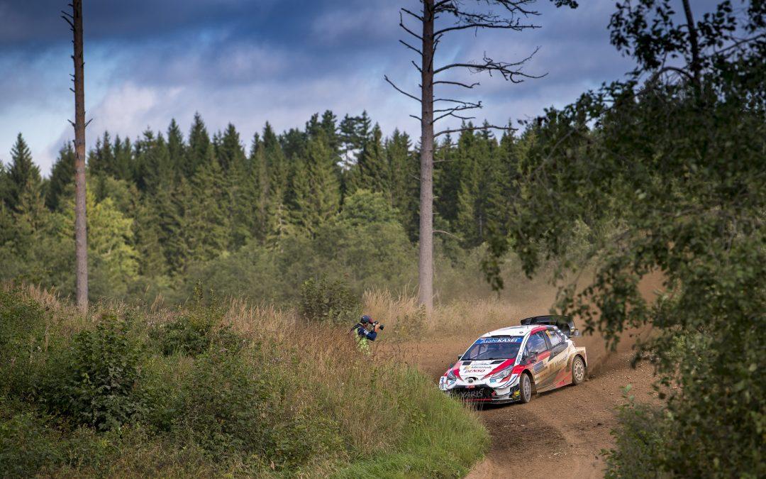 WRC, ράλι Τουρκίας: Η συμμετοχή της Toyota Gazoo Racing