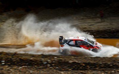 WRC, ράλι Τουρκίας: Στον αγώνα των ανατροπών νικητές Έβανς-Μάρτιν-Toyota