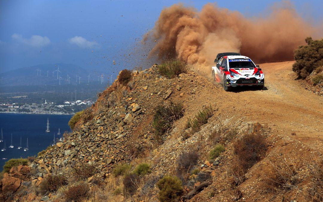 WRC, ράλι Τουρκίας, 3ο σκέλος: τα πάνω κάτω στην 9η Ειδική Διαδρομή