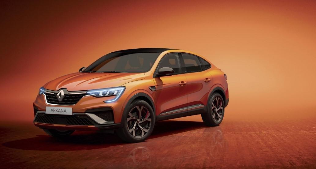 Νέο Renault Arkana: SUV με coupe αισθητική και υβριδική τεχνολογία (video)