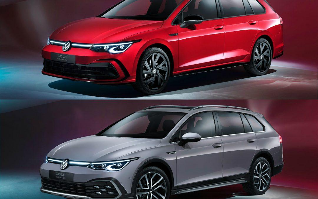 VW Golf Variant και Alltrack