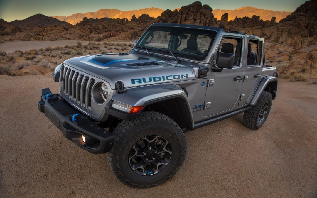 Jeep: Πώς το plug-in υβριδικό Wrangler μαζεύει χρήματα για το περιβάλλον (video)