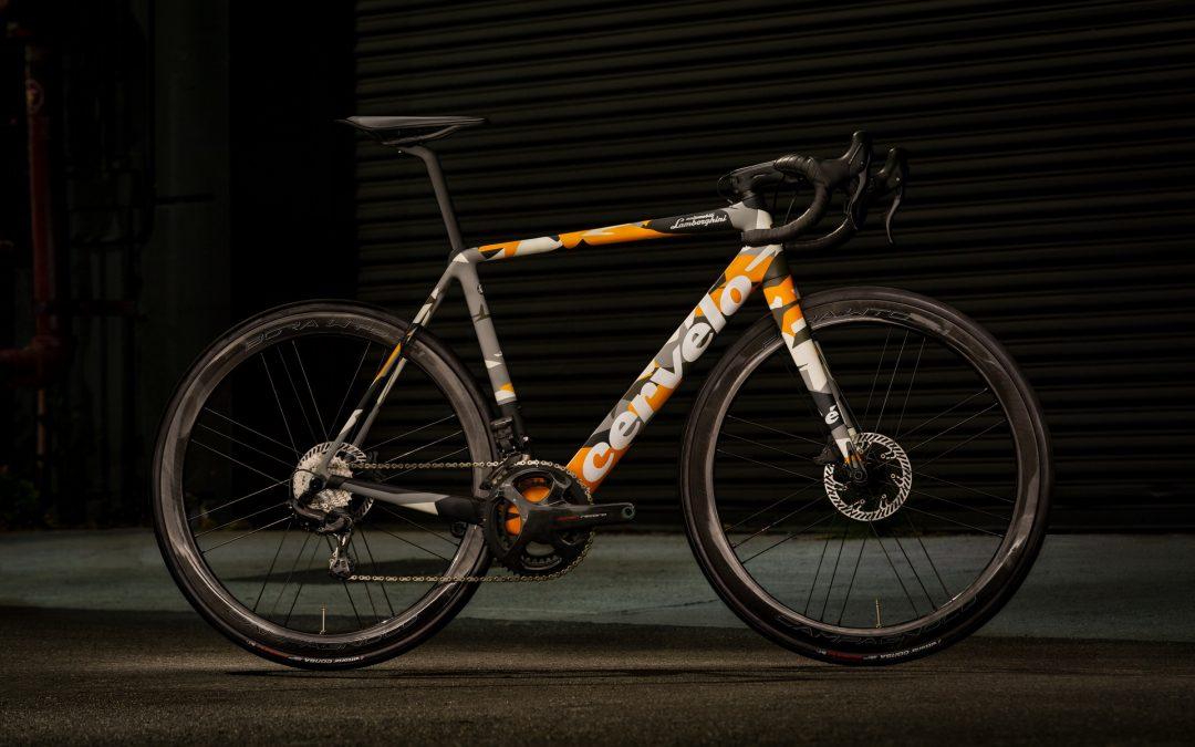 Το ποδήλατο της Lamborghini