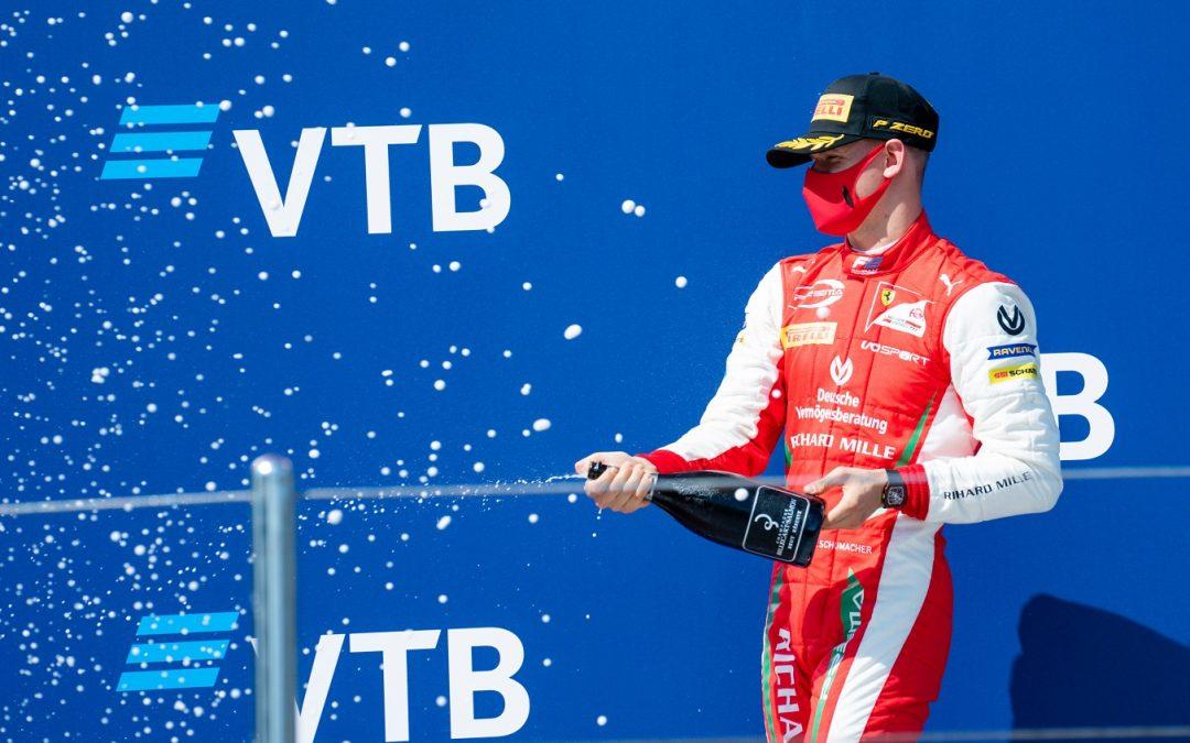 Formula 1, Νίρμπουργκρινγκ: Ο Μικ Σουμάχερ στο τιμόνι της Alfa Romeo C39