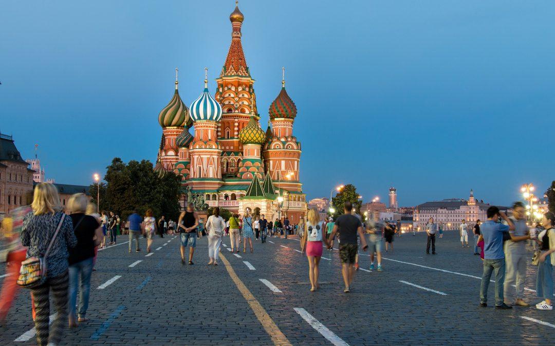 Ρωσία: Είσοδος στη χώρα μας μόνο με αρνητικό τεστ Covid-19