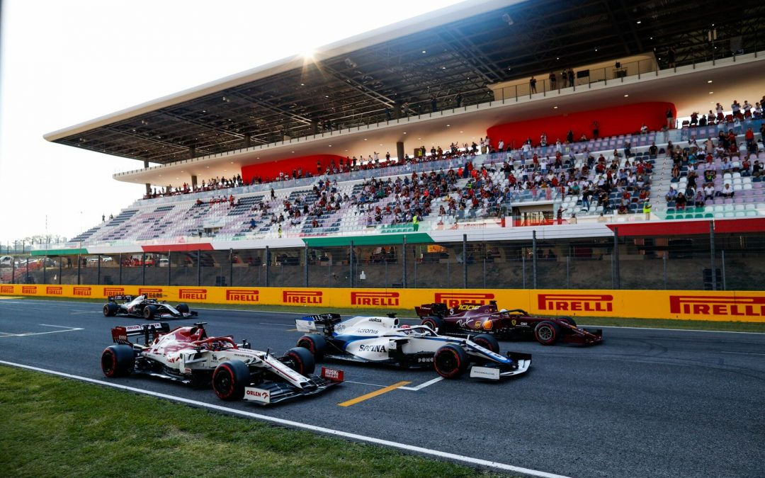 Formula 1, Grand Prix Emilia Romagna: Με παρουσία θεατών