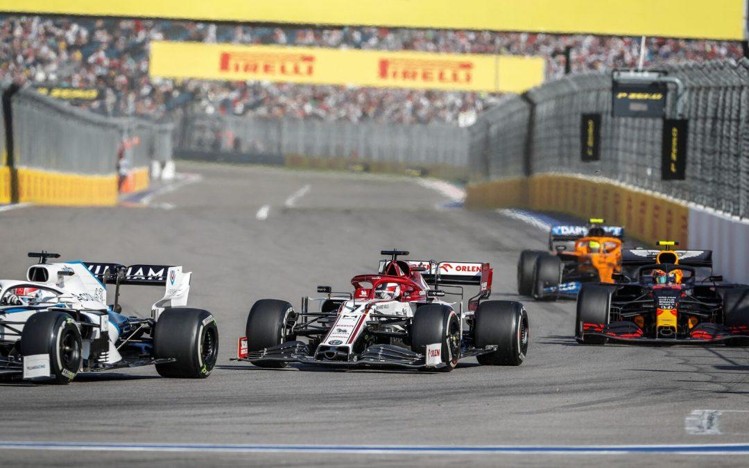 Formula 1, Γκραν Πρι Ρωσίας, Σότσι: Παράπονα για τη στροφή «2» της πίστας