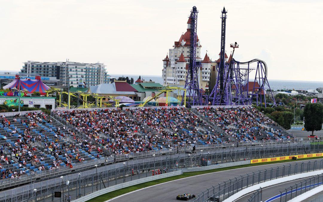 Formula 1, Γκραν Πρι Ρωσίας, Σότσι: Ενδιαφέροντα στατιστικά στοιχεία πριν την εκκίνηση