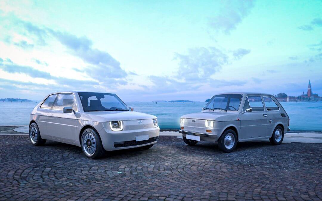 Fiat 126 Vision: «Έρχεται» με μηδέν ρύπους