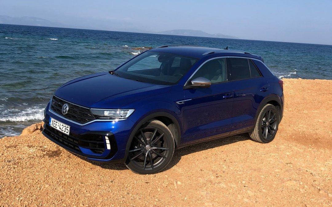 Volkswagen T-Roc R: Το άλλο SUV