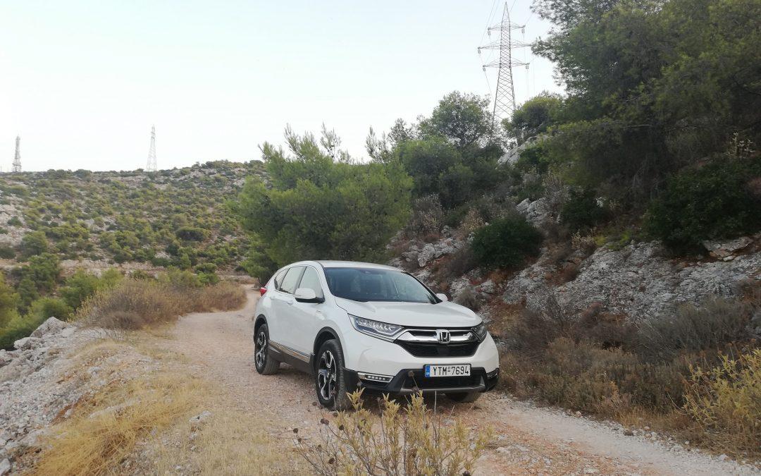 Honda CR-V 2.0 ΑWD Hybrid e-CVT: Εξυψωμένη τεχνολογία (video)