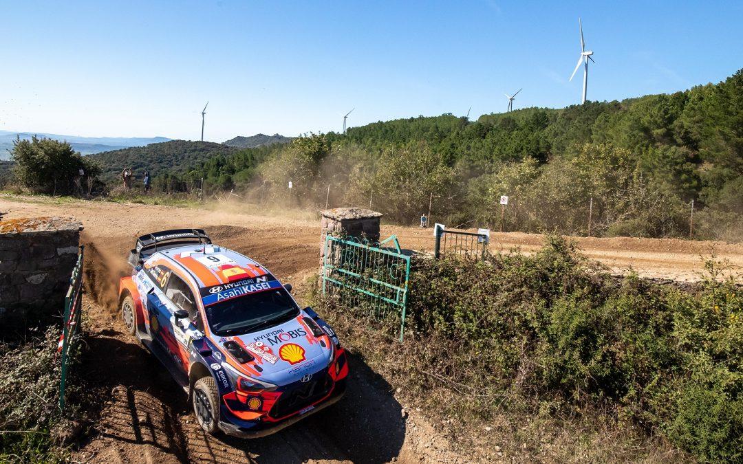 WRC, ράλι Ιταλίας, Σαρδηνία: Ο Σόρδο προηγείται στο πρώτο σκέλος