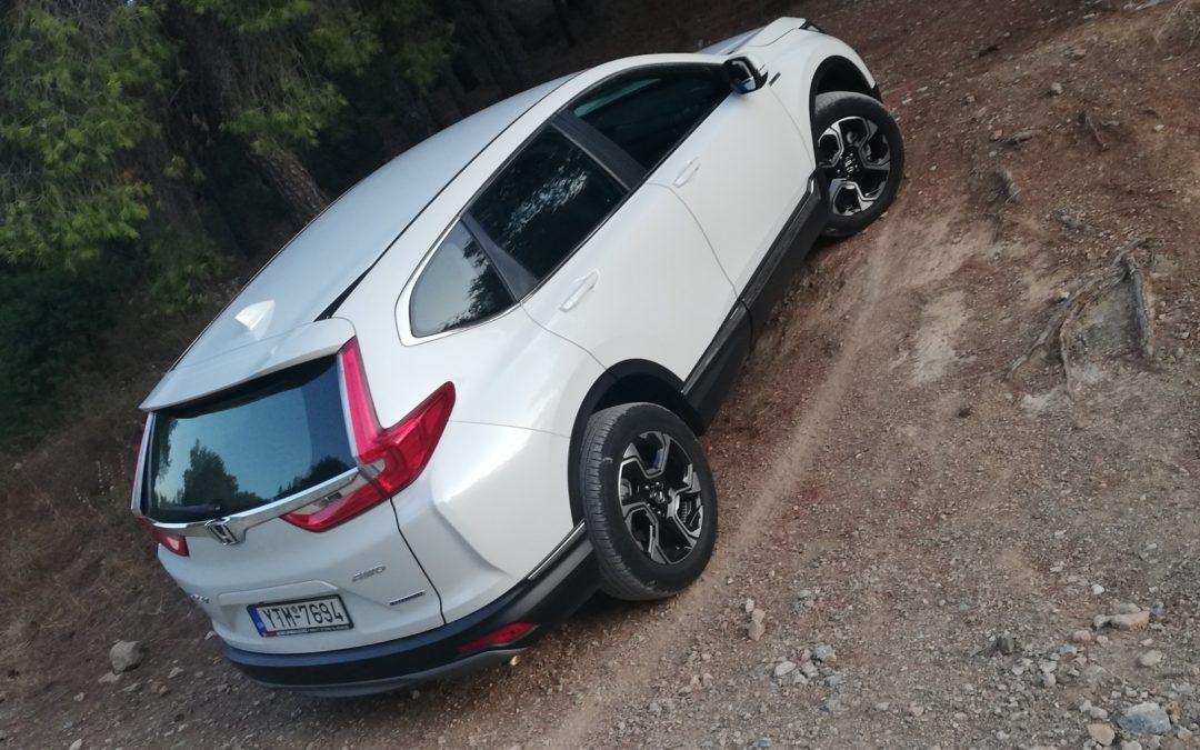 Honda CR-V 2.0 ΑWD Hybrid e-CVT