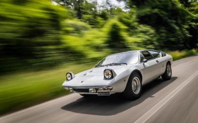 Lamborghini: Γενέθλια με 50 κεράκια για την Urraco