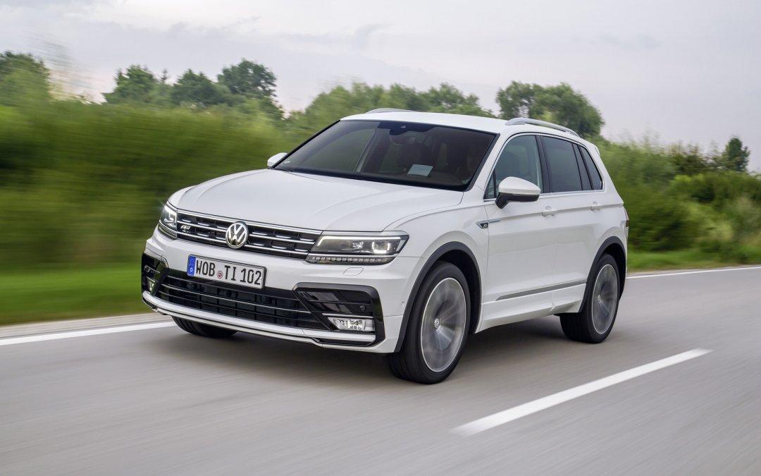Volkswagen: Ανακαλούνται 124 Tiguan στην Ελλάδα
