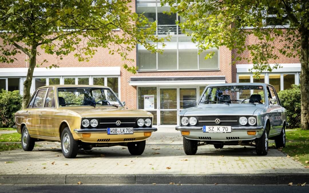 Volkswagen Κ70: Ποιες αλλαγές έφερε πριν από μισό αιώνα;