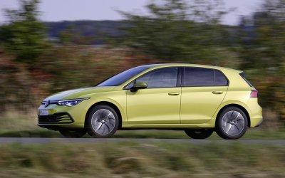 Νέο Volkswagen Golf TGI: Διανύει 400 χλμ. χωρίς να καταναλώσει βενζίνη