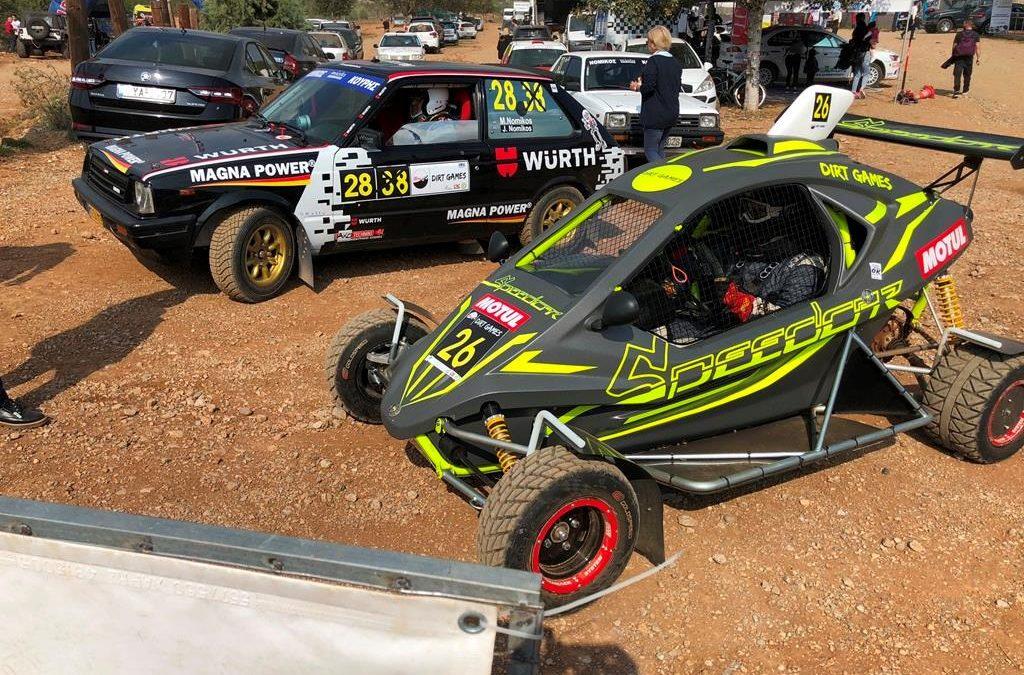 Πανλλήνιο Πρωτάθλημα Crosscar – Dirt Games: Στην πίστα της Χαλκίδας