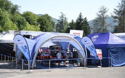 WRC, τελικά θα γίνει το ράλι Ιπρ, οι ομάδες ξεκινούν δοκιμές