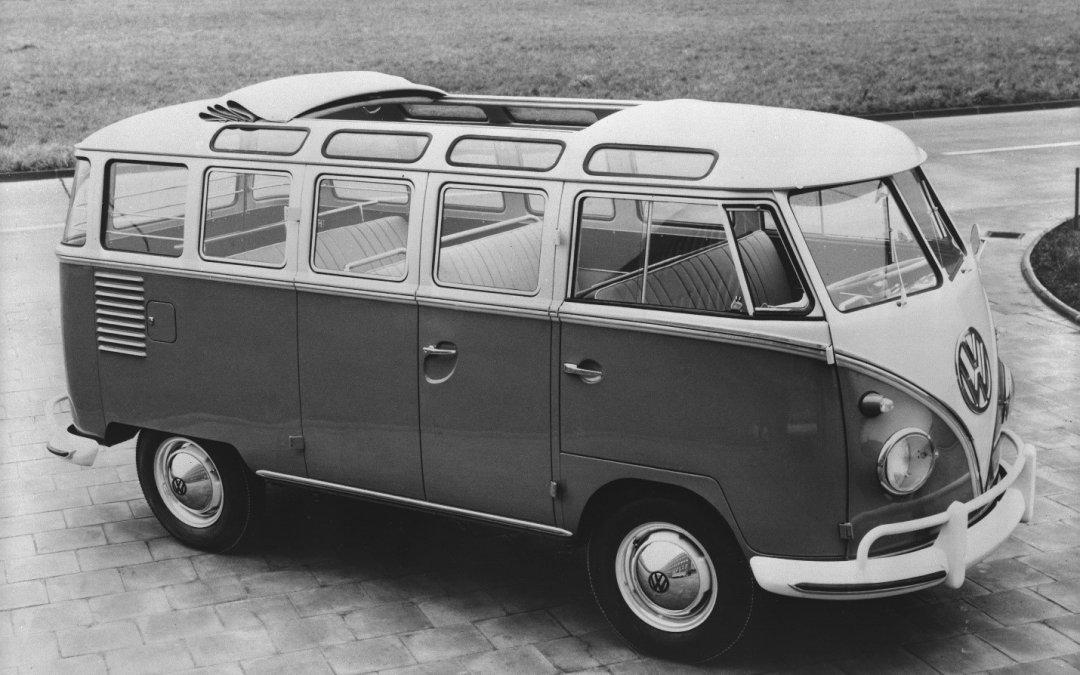 Volkswagen: Γιατί είναι σπάνιο αυτό το βαν;
