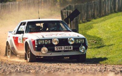 Toyota: Η σπάνια Celica RA40 με θητεία στο WRC