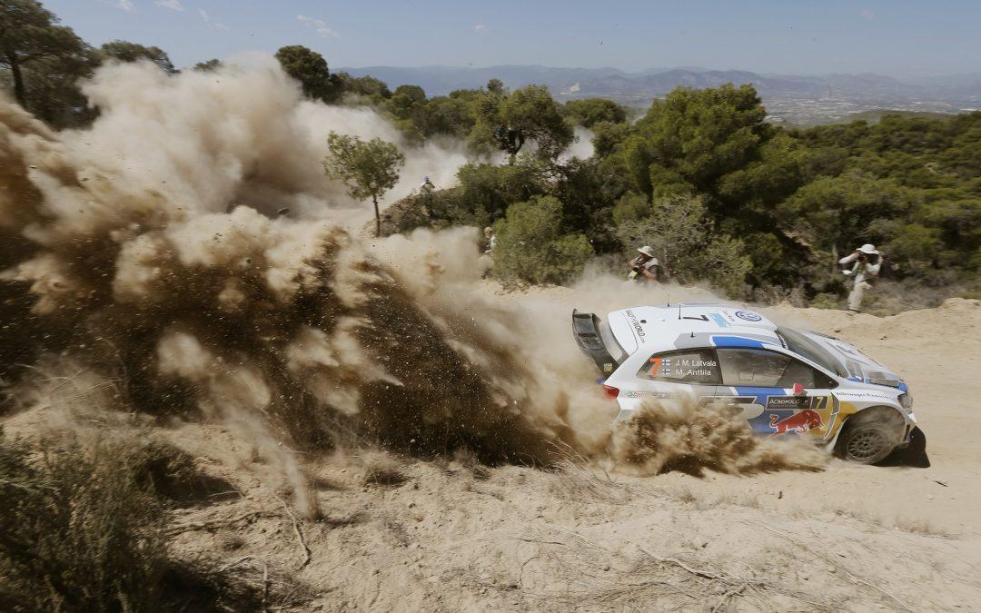 WRC: Το Ράλι Ακρόπολις επιστρέφει στα μεγάλα σαλόνια του παγκοσμίου πρωταθλήματος ως αμοιβό