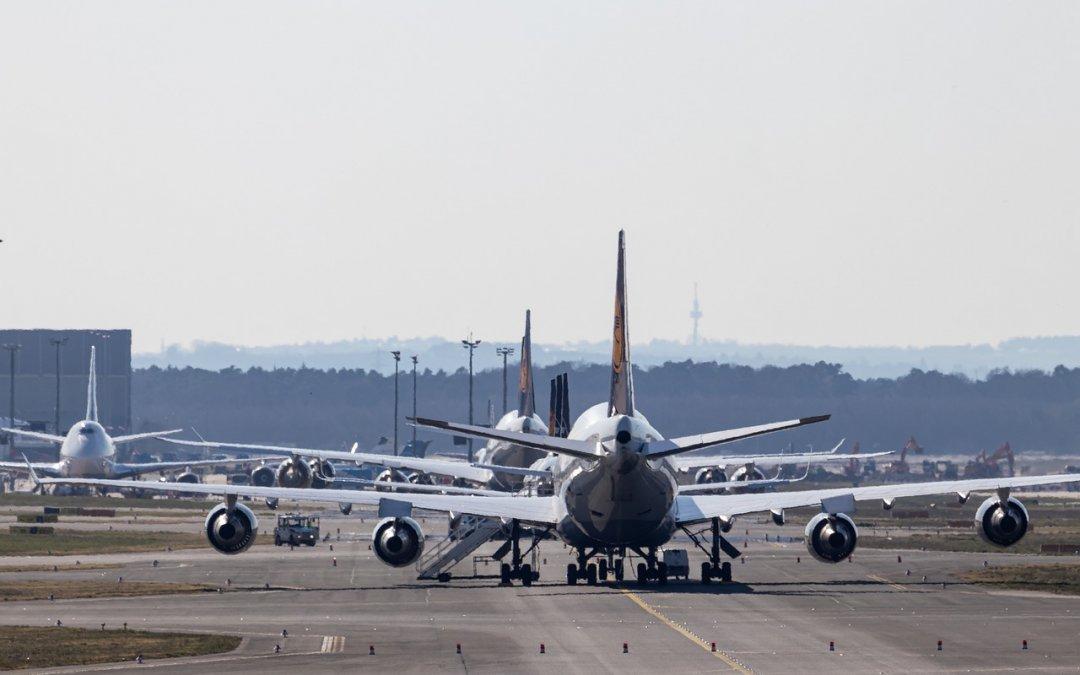 ΥΠΑ: Παράταση αεροπορικών οδηγιών
