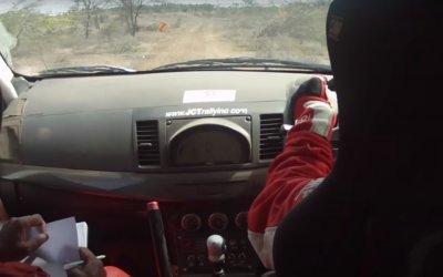 Για πολλά γέλια: Ο χειρότερος οδηγός αγώνων ever και η απελπισία του συνοδηγού (Video)