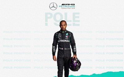 Formula 1-Γκραν Πρι Πορτογαλίας-Κατατακτήριες: Ο Χάμιλτον πάτησε γκάζι όταν έπρεπε