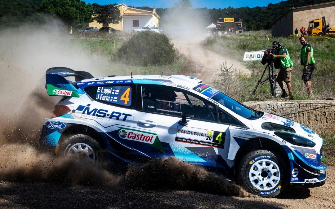 WRC, ράλι Ιταλίας, Σαρδηνία: Χρειάζεται και τύχη, που δεν είχε ο Λάπι