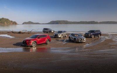 Lexus: Ένα ρεκόρ που κανείς δε φαντάζονταν πριν 30 χρόνια (video)