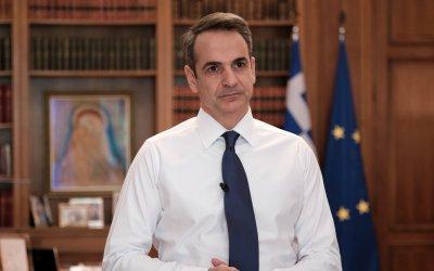 Νέο διάγγελμα από τον πρωθυπουργό στις 19:00