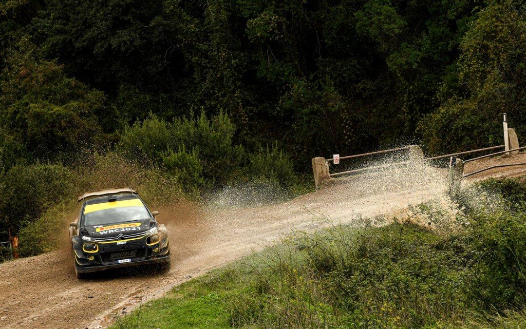 WRC, Pirelli: Ο πρώτος κύκλος δοκιμών ολοκληρώθηκε