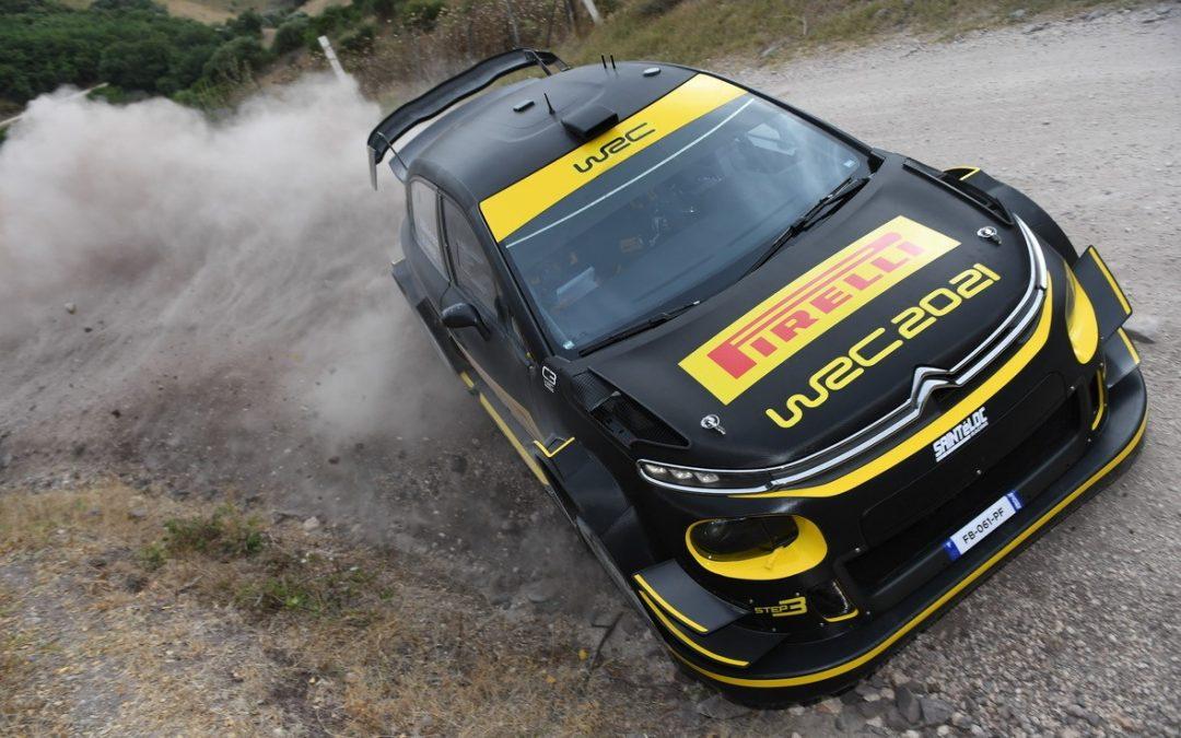 WRC ράλι Ιταλίας : Από τη Σαρδηνία στις  Ειδικές Διαδρομές του κόσμου