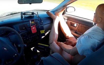 Βάζετε και εσείς τα πόδια στο ταμπλό; Δείτε αυτό το βίντεο και αναθεωρείστε!