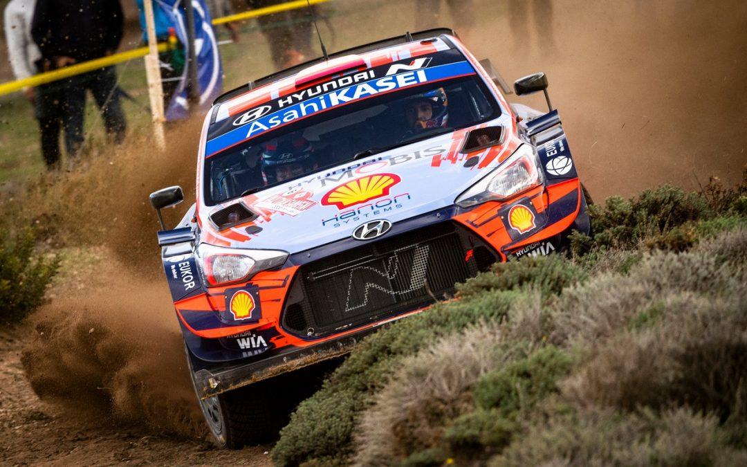 WRC, ράλι Ιταλίας, Σαρδηνία: Νικητές Σόρδο-Ντελ Μπάριο-Hyundai για δεύτερη συνεχή χρονιά