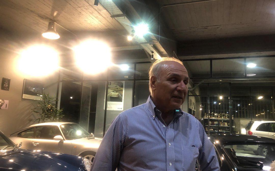 Τάκης Κουτσίκος: «Δεν εξέφρασα την επιθυμία να συνεχίσω ως πρόεδρος της ΕΠ.Α»
