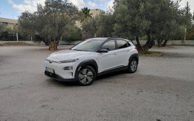 Hyundai Kona electric 64 kWh: Σε απαλλάσσει από το άγχος της φόρτισης