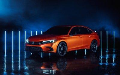 Honda: Αυτό είναι το νέο Civic (περίπου)