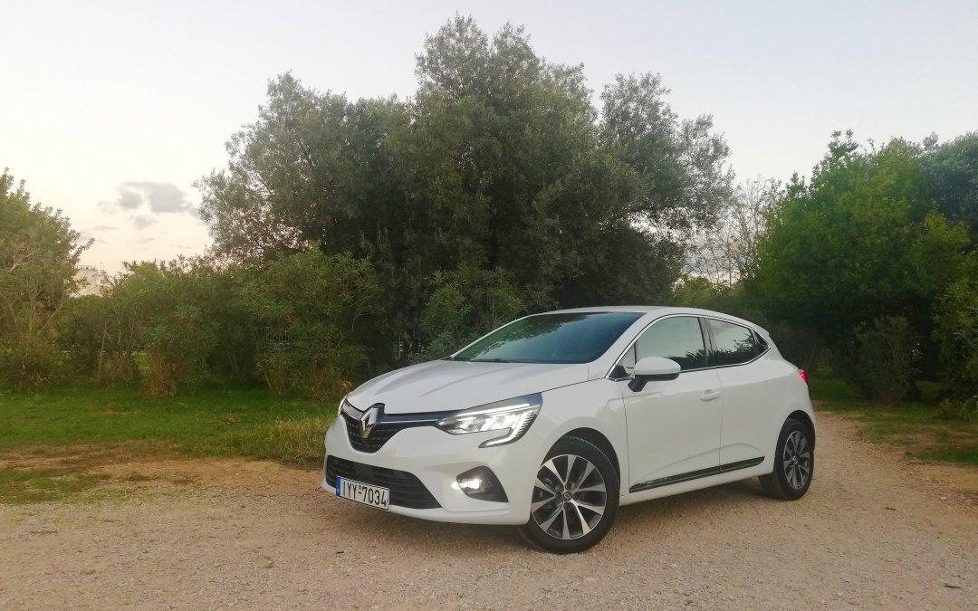 Renault Clio 1.0 TCe: Για εντός και εκτός αστικής ζώνης