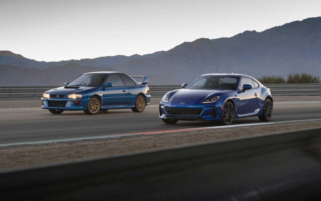 Νέο Subaru BRZ: Super εμφάνιση και 231 πισωκίνητα άλογα