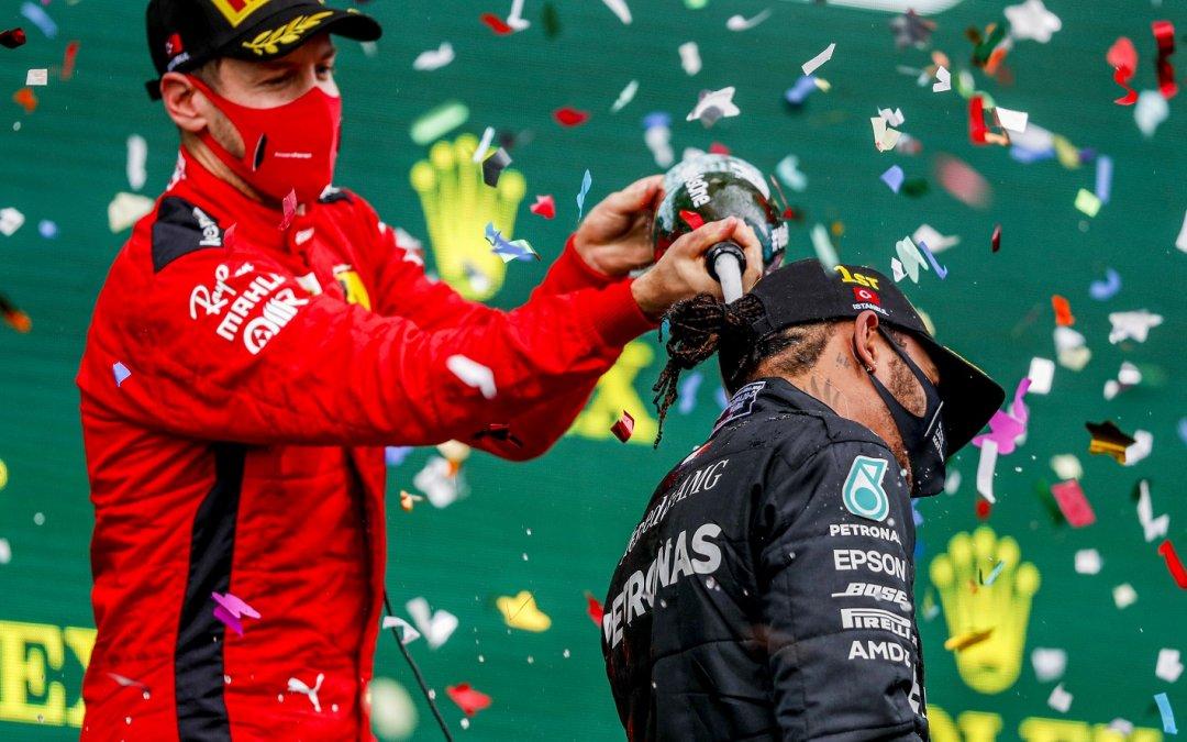 Formula 1, Γκραν Πρι Τουρκίας: 11 παγκόσμιοι τίτλοι σε μια εικόνα