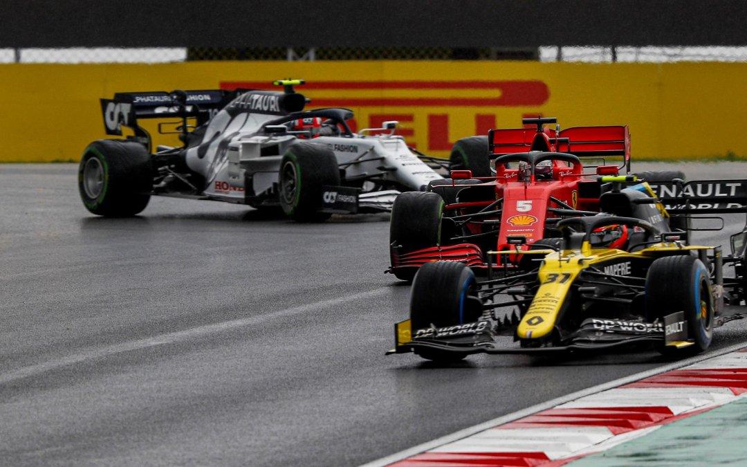 Formula 1, Γκραν Πρι Τουρκίας: Χορεύοντας στη βροχή στα 3α ελεύθερα δοκιμαστικά