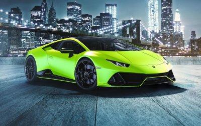 Lamborghini Huracan EVO: Πέντε νέα χρώματα για τους 640 ίππους